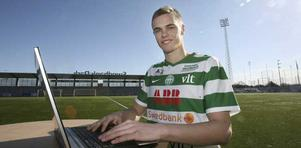 VSK:s Oscar Pehrsson, nu på vlt.se.