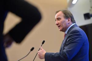 Statsminister Stefan Löfven (S) har under flyktingkrisen visat Socialdemokraternas regeringsduglighet.