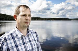 Magnus Lindström, en av 137 överlevare.