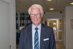 Gerald Engström, styrelseordförande i Systemair Group från Skinnskatteberg.
