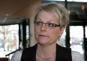 – Det är inte alltid så lätt att ha ett autistiskt barn, sade Ulrika Krantz.