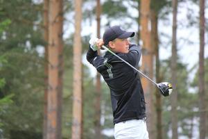 Pontus Nyholm, ett av Gävles nyckelnamn i lag-SM.