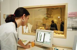 Röntgensjuksköterskorna vill vara med och initiera, utveckla och förbättra vården – men saknar förutsättningar att göra det.