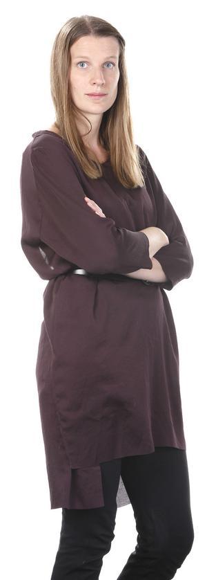 Ida Nilsing, krönikör.