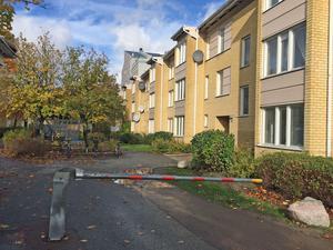 Puddelugnsgatan på Bäckby.