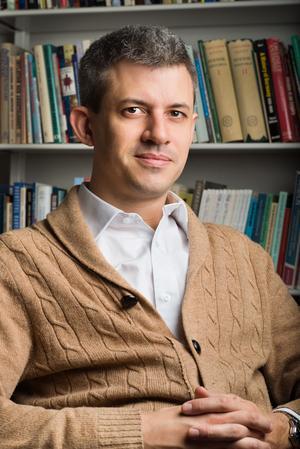 Krönikören Peter Santesson arbetar till vardags som analyschef på Demoskop.
