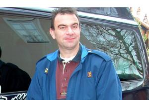 Ny boss. Michael Stenhols har valts till ny ordförande i Köpmannaföreningen. Foto: Mats Laggar