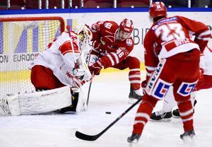 Det var längesedan Timrå och Troja möttes i seriesammanhang. Här en match från 2014 mellan lagen.