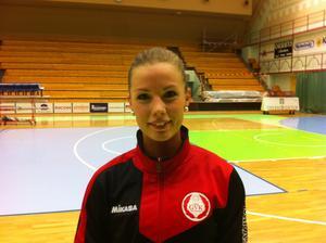 Josephine Tegenfalk.