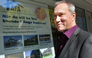 Leif Edh tycker att Åfas beslut om att investera i sina egna lokaler bör rivas upp.