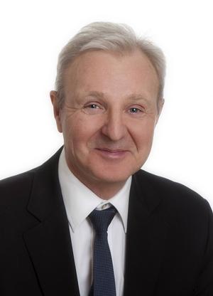 Kjell-Åke Pettersson, före detta vd på Länstidningen.