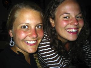 Emilia Thurin-Melin och Greta Lysholm, från Borlänge respektive Falun, är just nu i Guatemala där med arbetar som volontärarbetare. – Många människor här, såväl vuxna som barn, har öden, historier och minnen vi inte kan förestalla oss, berättar de.