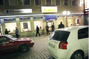 Fyra år efter att bingohallen i Gävle rånades kunde en man gripas och dömas.