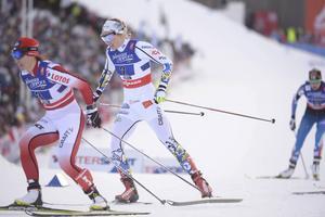 Stina Nilsson blev inte överraskande bästa svenska i kvalet.