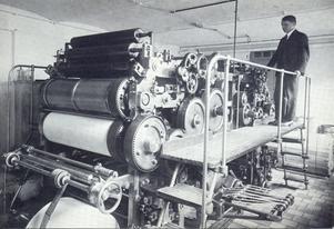 Rotationspressen
