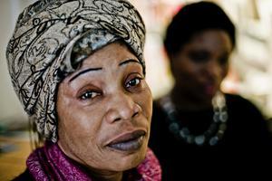 Nelly från Liberia som fått avslag på sin asylansökan hotas av utvisning trots ebolautbrottet i hemlandet.