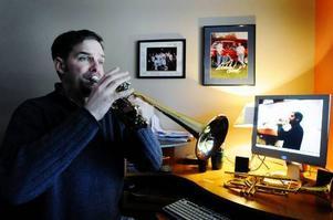 Eric Moe har valts ut spela  i Youtube-orkestern.