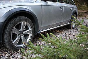 Kromlister och 18-tums lågprofilhjul hör inte hemma på en offroad-bil, men kanske på en