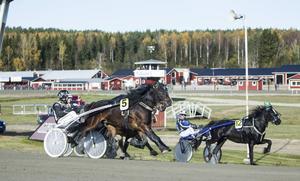 Fräcke Vicke vann första V4-avdelningen.