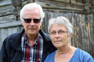 Göran och Ulla Mann, Vemdalen, har tagit initiativet för att starta en stödförening för cancerdrabbade i Härjedalen.