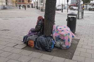 Hemlösheten i Sverige ökade under 2015. Flera kommuner i landet fick kritik i sitt arbete mot hemlöshet i Stadsmissionens rapport som kom under hösten.