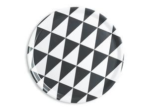 Lyx. Barbro Tryberg designade brickan Plattan till Stockholms 750-årsjubileum. Mått: 38 cm i diameter. Säljs på designtorget.se. Pris: 300 kronor. Foto: Designtorget