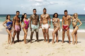 För att generalisera om deltagarna i Paradise Hotel och Ex On The Beach (bilden) är de flesta till synes gränslösa i varierande grad, tatueringar hör till vanligheterna samt att de är måna om sitt utseende (och sexuella erövringar).