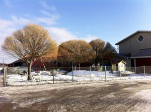 I april stängs evakueringsboendet på Fröstuna skola.