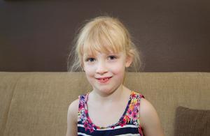 Vet du vad jämställdhet är för något?Rebecka Larsson, 6, Jakobsberg:- Nej, det vet jag inte.