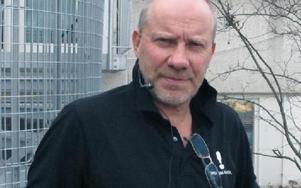 Janne Lind föreläste på ArenaFOTO: ERIK PETERSSON