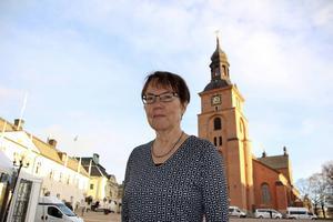Anna Hägglund lämnar sin post i Faluns kommunstyrelse