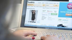 Ny statistik från Tradera visar att förfäljningen av DVD-skivor är det som ökat mest på Tradera i Västmanland.