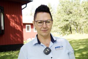 Jeanette Peretic, verksamhetschef Attendo Westsura.