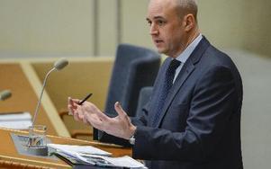 Läget i Fredrik Reinfeldts Sverige i dag är lika deprimerande som på Fälldins tid. På bilden Fredrik Reinfeldt. Foto: Henrik Montgomery