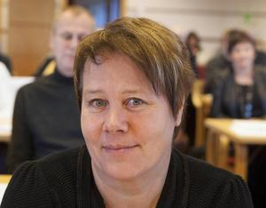 Linnea Stenklyft.
