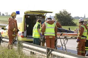 SOS Alarm har statens uppdrag att hantera Sveriges nödnummer 112, informationsnumret 113 13, journummer förförsvunna barn 116 000 samt krisberedskapsuppdrag.