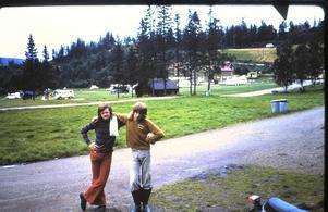 Semesterbild från 1973.