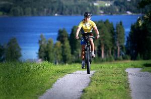Cecilia Thomasson, Fältjägarna, mountainbikeorientering.