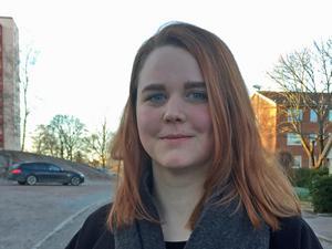 Ann-Sofie Nordberg tänker inte så mycket på den otäcka händelsen när hon var barn.