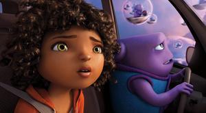 Tonårsflickan Tip letar efter sin mamma, efter att jorden har invaderats av gulliga – men bossiga – utomjordingar. I originalversionen av filmen görs hennes röst av världsartisten Rihanna.