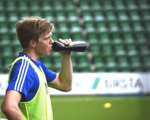 Joakim Nilsson är överens med NEC Nijmegen.