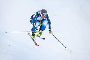 Viktor Andersson, Vemdalen, kvalade in till lördagens 1/8-delsfinaler vid världscupen i Åre som 27.e åkare.