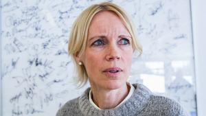 Saila Quicklund, M, anser att myndigheten för arbetsmiljökunskap aldrig borde ha startats. Att den dessutom dras med arbetsmiljöproblem gör att hon vill att den läggs ner. Foto: Habtamu Bogale