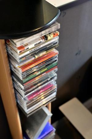 Intresserad av musik.
