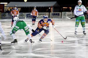 Bollnäs vände och vann helt rättvist 5-4 mot Hammarby.