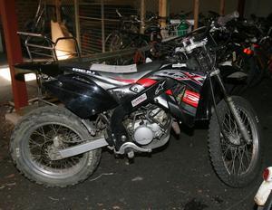 En del mopeder blir rena rama motorcyklarna om man trimmar dem.