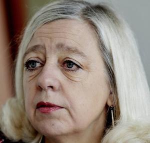 Karin Helander.