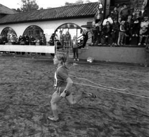 Den första GD/GIF-olympiaden avgjordes 1979 och krävde okonventionella lösningar.
