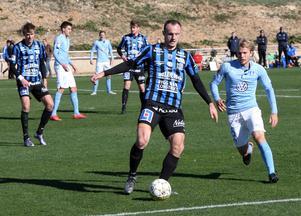 Dragan Kapcevic gjorde comeback i Sirius match mot Malmö FF i onsdags. Under lördagen hoppas han på ny speltid mot ÖFK.