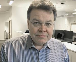 Peter Samuelsson, ordförande för Dalarnas högskolestyrelse.